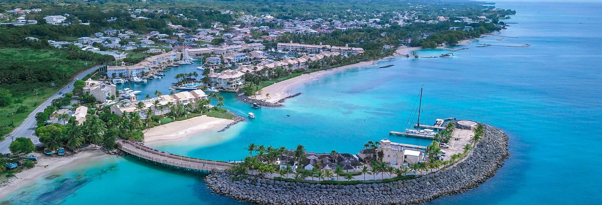 Barbados City View