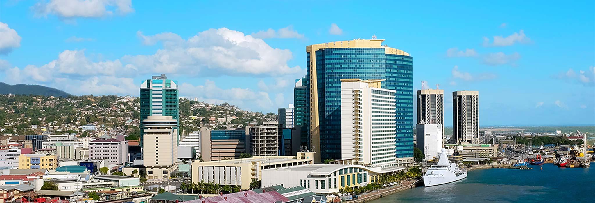 Trinidad City View